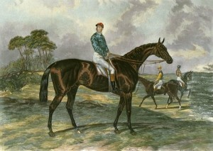 Sir Bevys, the Rothschild champion